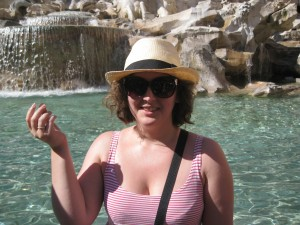 The Trevi Fountain - Speech Marks Translation in Rome